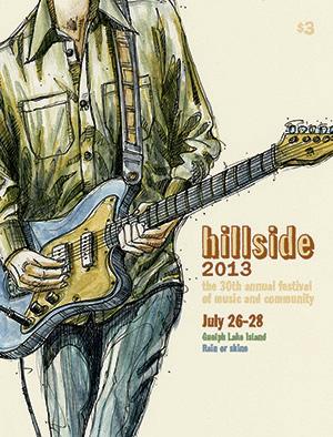 Hillside 2013