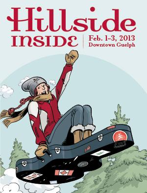 Hillside Inside 2013