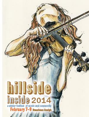 Hillside Inside 2014