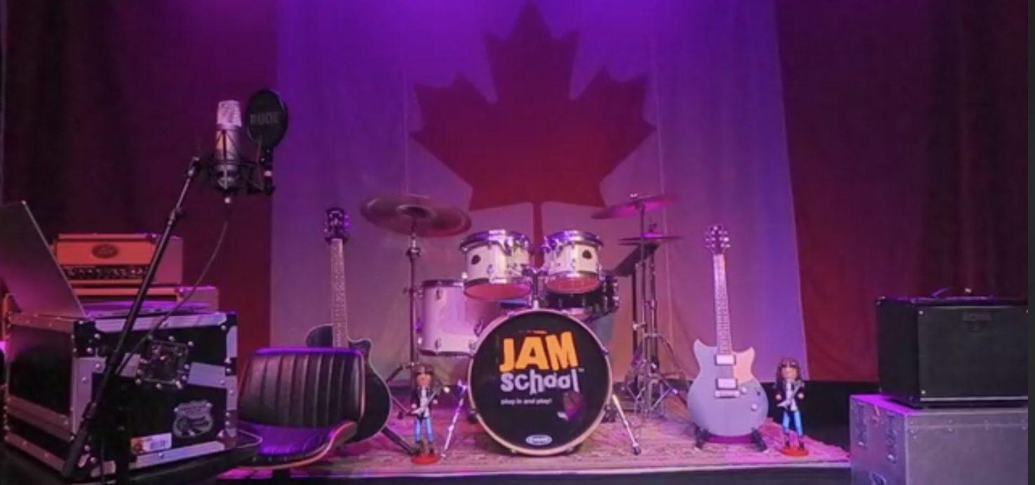 Jam school youth showcase