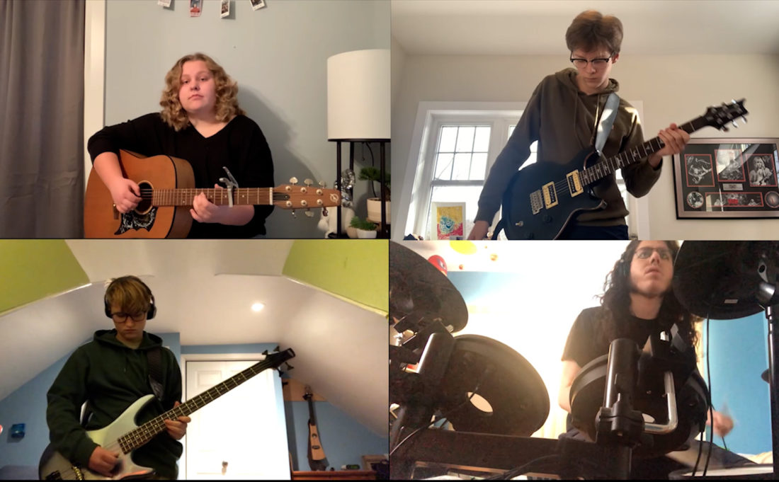 JamSchool house band