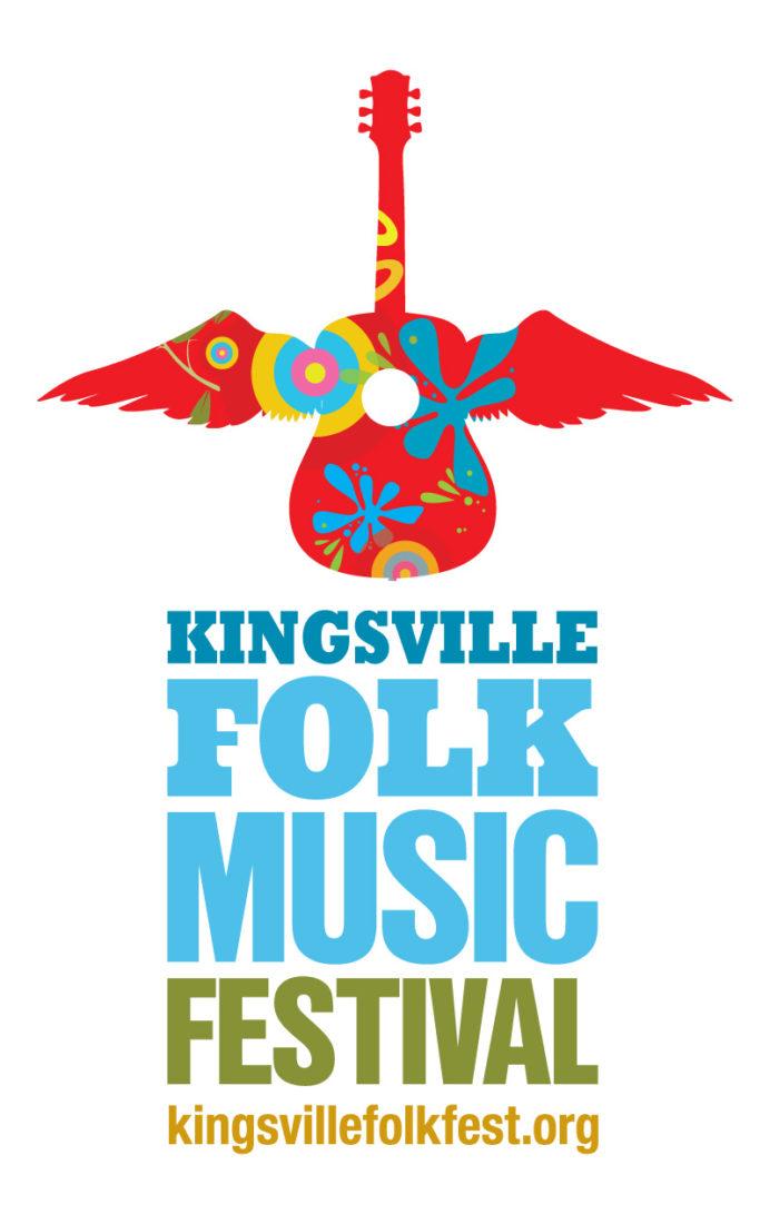 Kingsville Folk Music Festival kingsvillefolkfest.org