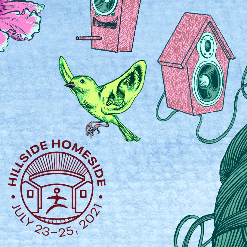 Hillside Homeside July 23-25, 2021