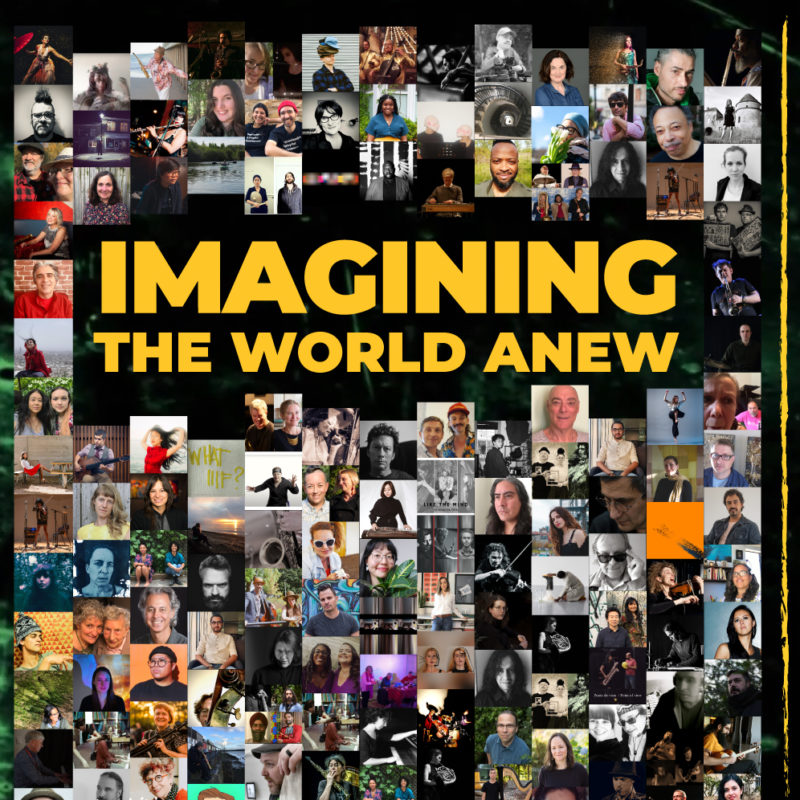 Imagining the world anew