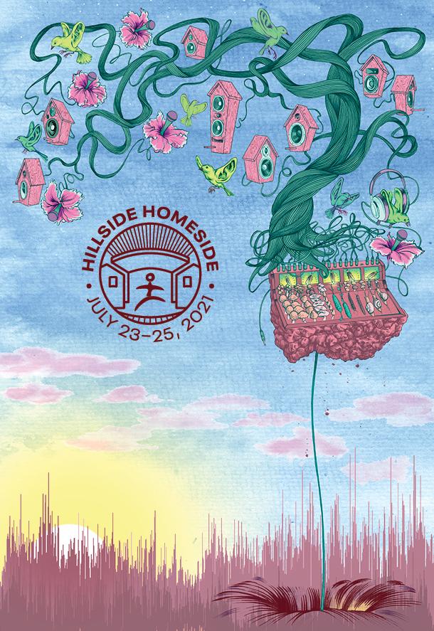 Homeside 2021 Poster